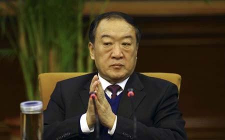 Ông Su Rong, một trong những quan chức bị điều tra
