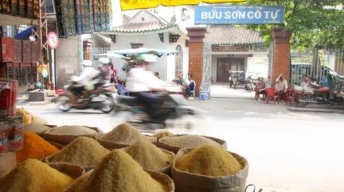 Nguồn đường cát nhập lậu giảm, trong khi đường nội địa giá 14.000-14.500 đồng/kg, cao hơn đường ngoại khoảng 2.000 đồng/kg.