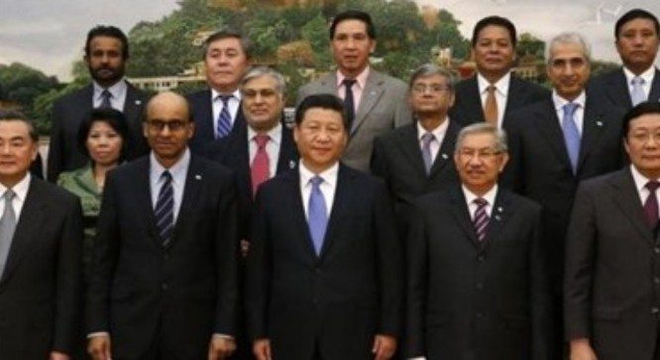 Nhiều nước quan tâm tới việc thành lập Ngân hàng Đầu tư Cơ sở hạ tầng châu Á do Bắc Kinh đề xuất.