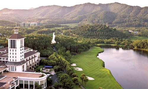 Hiện số sân golf tại Trung Quốc vẫn lên tới 600 sân, cao gấp ba lần so với năm 2004