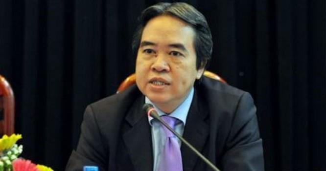 Thống đốc Ngân hàng Nhà nước Nguyễn Văn Bình. Ảnh: TL