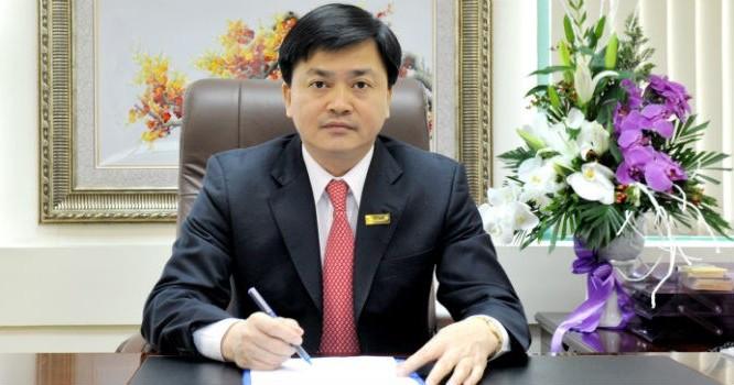 TS. Lê Đức Thọ, Ủy viên HĐQT, Tổng Giám đốc VietinBank
