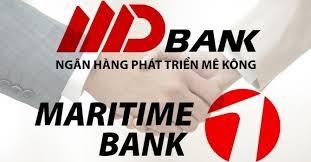 Cổ phiếu MekongBank đổi ngang khi sáp nhập với Maritime Bank