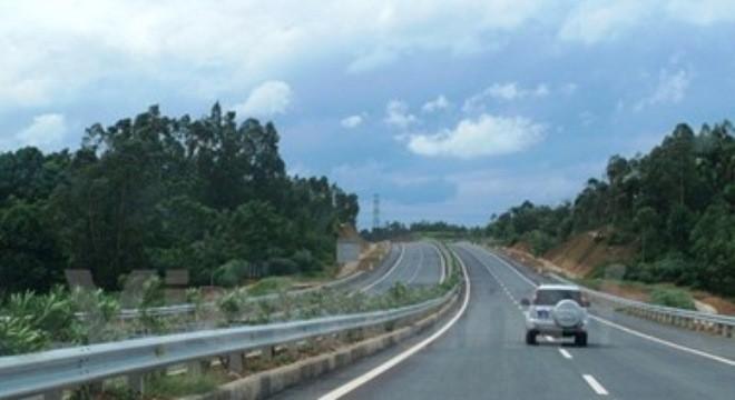 Dự án đường cao tốc Nội Bài-Lào Cai đã được đưa vào khai thác.
