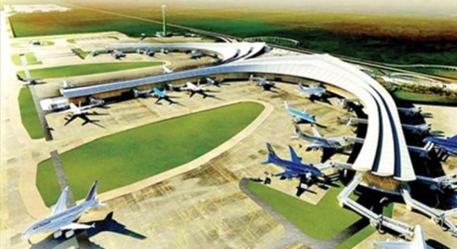 Đã xin ý kiến Bộ Chính Trị về đầu tư giai đoạn I Sân bay Long Thành