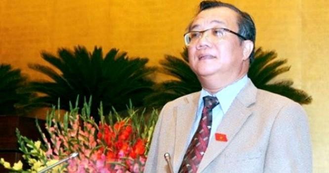 Ông Huỳnh Văn Tí vừa chính thức nhận quyết định điều động làm Thứ trưởng Bộ Lao động - Thương binh và xã hội.