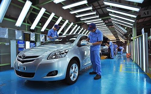 Các liên doanh lắp ráp ô tô đang chờ đợi chính chính sách cụ thể để thực hiện chiến lược phát triển ngành ô tô Việt Nam