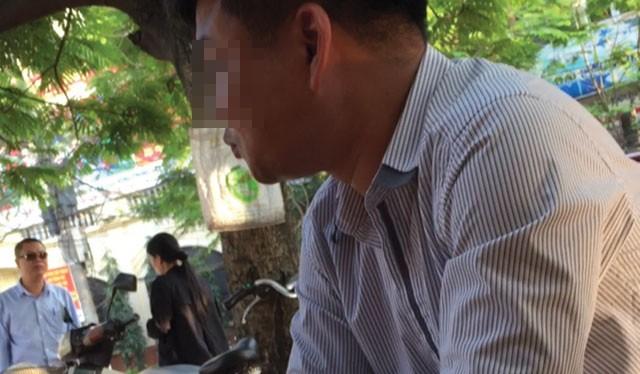 """Nguyễn Văn Tuấn, người được giao thực hiện """"phi vụ"""""""