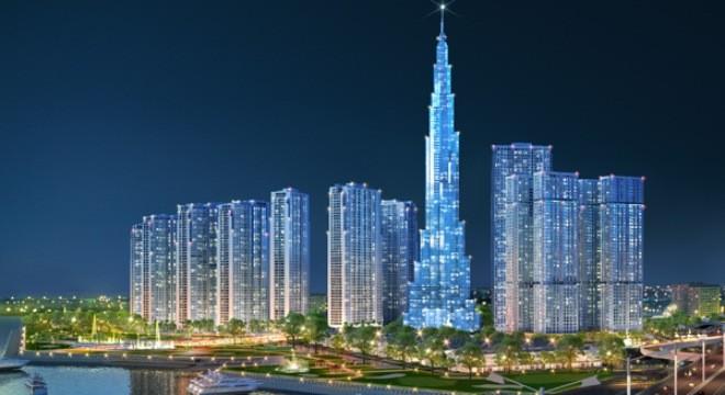 Soi khối tài sản và tiến độ các dự án BĐS của Tập đoàn Vingroup