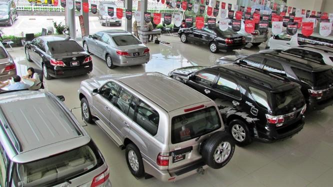 Gần 49.000 xe ô tô được bán trong ba tháng đầu năm