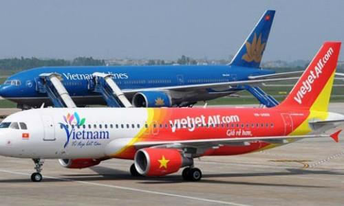 """Cuộc chạy đua của hai hãng hàng không giành quyền khai thác ga T1 Nội Bài đang khiến nhà chức trách """"khó xử"""