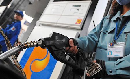 Giá bán lẻ xăng dầu không tăng