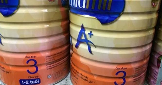 Người tiêu dùng đặt nghi vấn, phải chăng một số hãng sữa thay đổi phân chia dòng sữa theo độ tuổi để lách quy định giảm giá sữa cho trẻ dưới 2 tuổi sau khi bỏ chi phí quảng cáo?