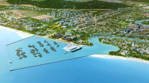 Cảng hành khách Quốc tế Phú Quốc có tổng mức đầu tư hơn 1.644 tỷ đồng.