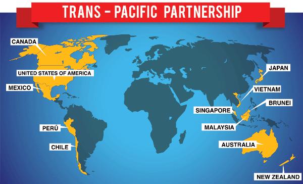 Hàn Quốc bác thông tin đề nghị được tham gia TPP