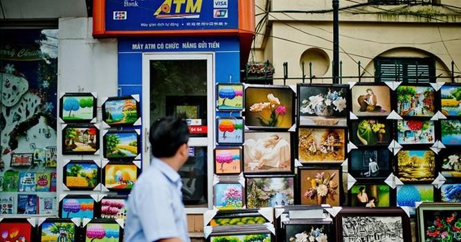 Tại Việt Nam, chỉ 31% người trưởng thành có tài khoản ngân hàng.