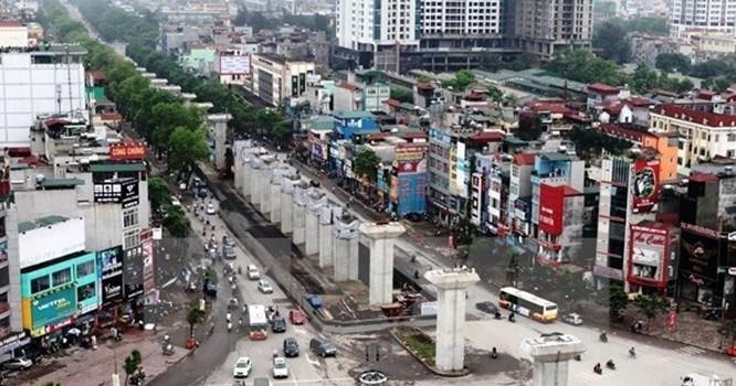 Dự án đường sắt đô thị Cát Linh-Hà Đông