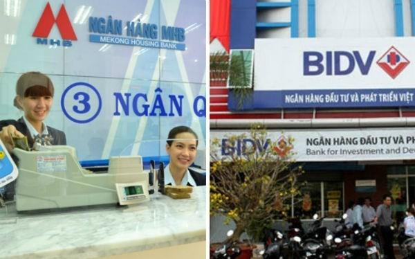 BIDV hoàn tất sáp nhập MHB trong tháng 5