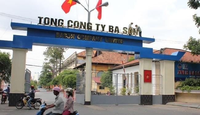 Xưởng đóng tàu Ba Son, quận 1, TPHCM