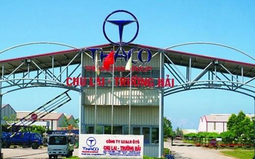 Trường Hải đã xin Chính phủ cho phép 4 công ty thành viên do Trường Hải làm chủ đầu tư được gia hạn nộp thuế nhập khẩu trong một năm với số tiền khoảng 1.214 tỷ đồng, kể từ ngày 1/7/2013 đến ngày 30/6/2014.