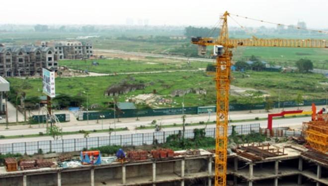 Thiếu vốn, chậm giải phóng mặt bằng là những nguyên nhân dẫn đến công tác quản lý, sử dụng đất đai chưa đạt hiệu quả.