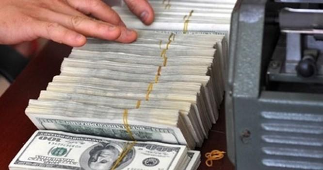 Ngân sách có thể được vay từ dự trữ ngoại hối