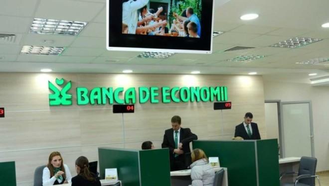 """Banca de Economii, 1 trong 3 ngân hàng Moldova dính líu đến vụ """"mất"""" 1 tỉ USD. Ảnh: BEM.MD"""