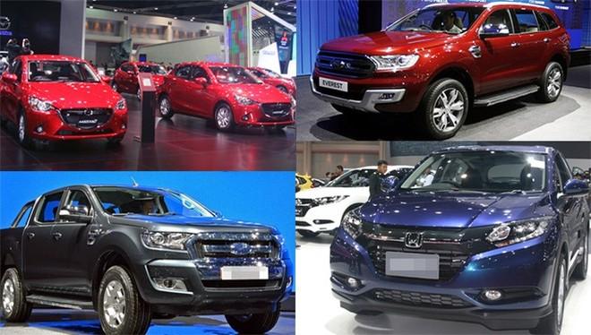 Nhu cầu tăng mạnh, 67.000 ô tô được tiêu thụ trong 4 tháng đầu năm