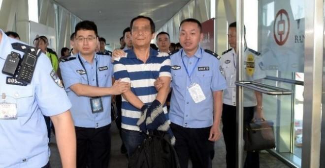 Trung Quốc bắt 150 tội phạm kinh tế trốn ở nước ngoài