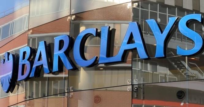 Barclays là một trong những ngân hàng bị phạt nặng nhất. Ảnh nguồn PA