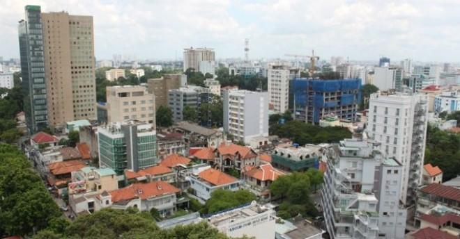 Đầu tư tại TP.HCM và Hà Nội chiếm 50% cả nước