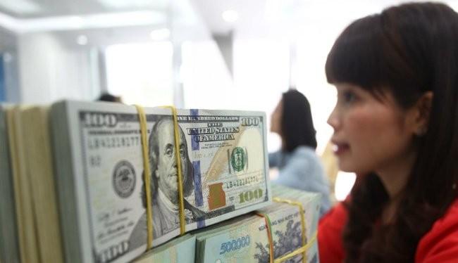 Tỷ giá đồng/đô la Mỹ đang tiến sát trần mới