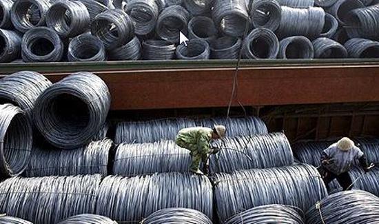 Sắt thép: Nhập khẩu tăng, xuất khẩu giảm