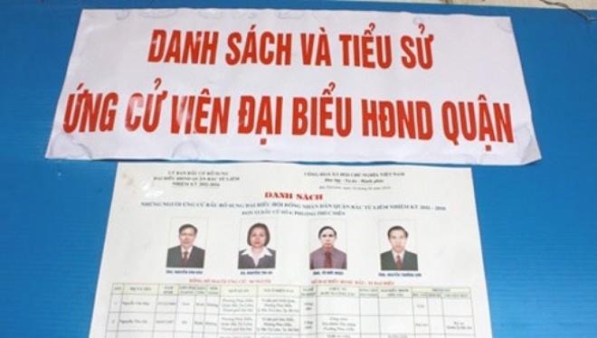 Đề nghị dừng thí điểm bỏ hội đồng nhân dân quận, huyện, phường