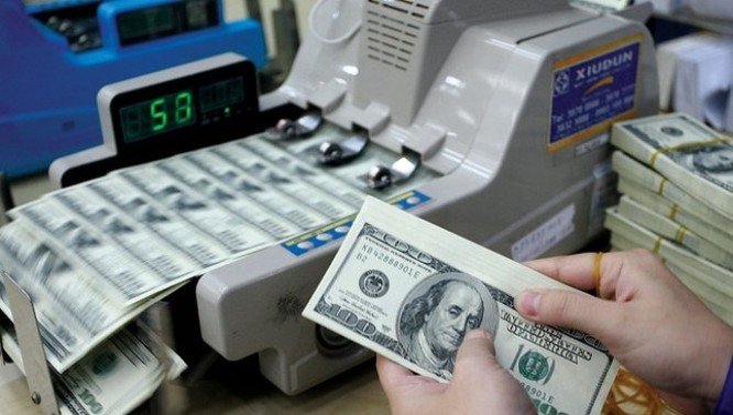 USD tự do lên 21.900 đồng/USD
