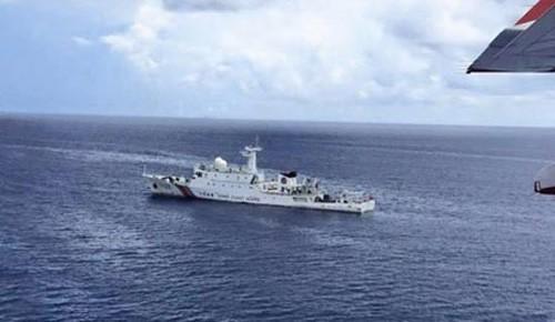 Tàu tuần tra Haijing 1123 của TQ