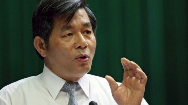 Bộ trưởng Bộ Kế hoạch - Đầu tư Bùi Quang Vinh