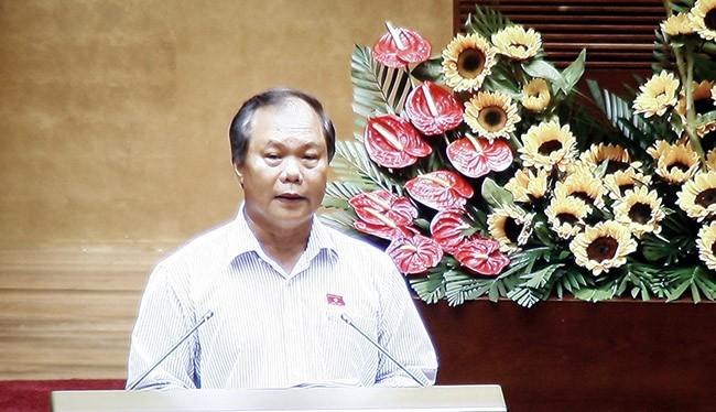 Chủ nhiệm UB Pháp luật của Quốc hội Phan Trung Lý