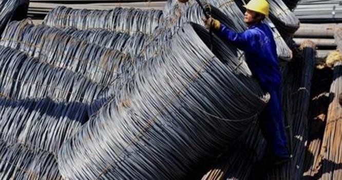 5 tháng đầu năm, sản xuất thép tăng trưởng trên 20%