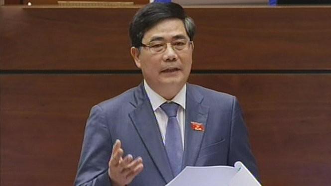 Bộ trưởng Bộ Nông nghiệp và Phát triển nông thôn Cao Đức Phát