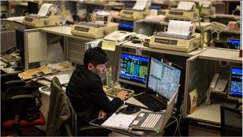 Trung Quốc đã bị rút vốn kỷ lục trong tuần qua