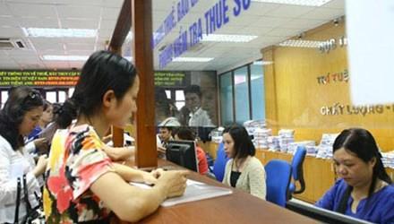 Hoạt động nghiệp vụ tại Cục thuế Hà Nội
