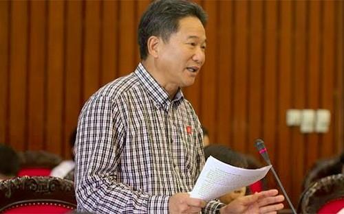 Đại biểu Nguyễn Bá Thuyền cho rằng các cơ quan như kiểm ngư, thuế, Ủy ban Chứng khoán có chuyên môn sâu nên việc tiến hành một số hoạt động điều tra sẽ mang lại hiệu qủa.