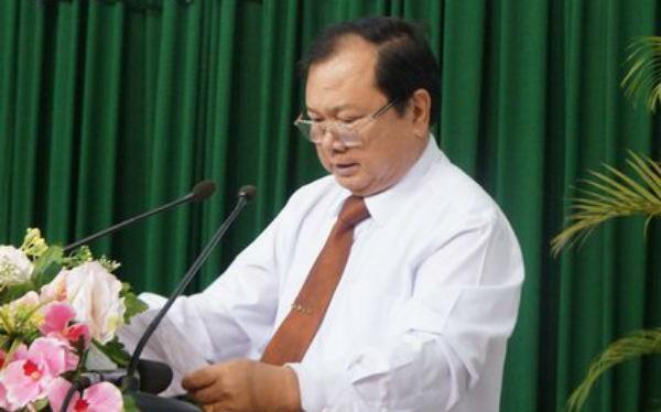 Ông Nguyễn Văn Quang, tân Chủ tịch tỉnh Vĩnh Long