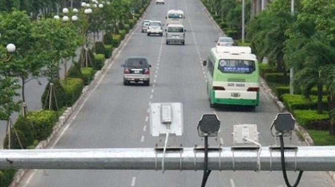 Thí điểm phạt nguội trên các tuyến cao tốc từ tháng 7