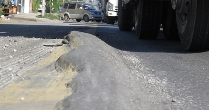 Mất 800 tỷ đồng sửa chữa, Quốc lộ 5 vẫn tiếp tục lún sụt