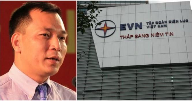 Ông Đặng Hoàng An được bổ nhiệm vào vị trí Tổng giám đốc EVN