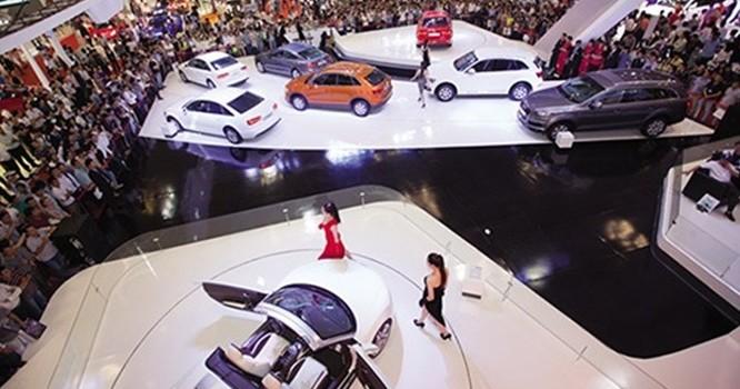 """Chính thức """"ly thân"""", ôtô nhập khẩu tự mở triển lãm riêng"""