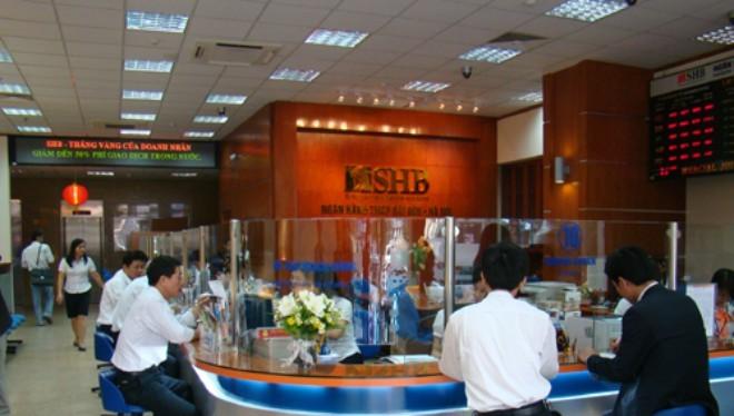 SHB được tăng vốn điều lệ lên 9.486 tỷ đồng