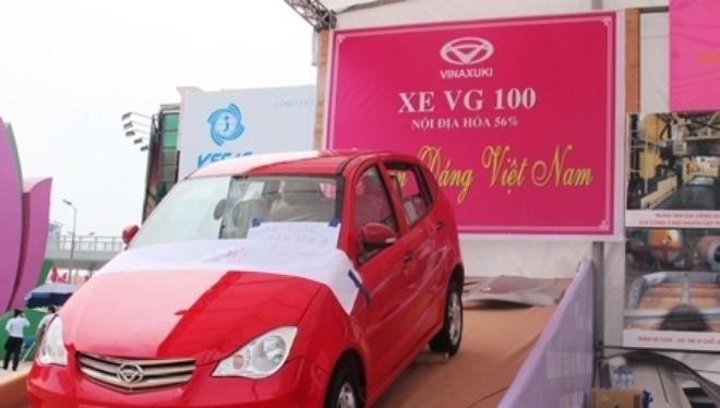 Giấc mơ xe Việt Nam chưa thành, Vinaxuki đã phải bán nhà máy